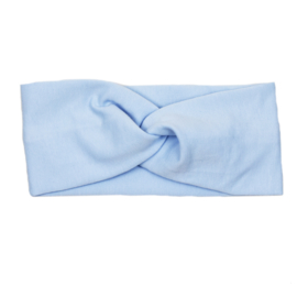 Haarband Twist | Powder Blue | Handmade