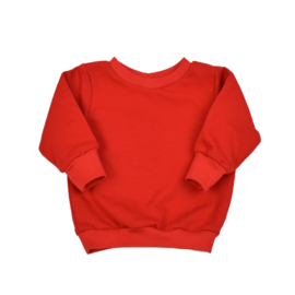 Sweater | Xmas Red | Handmade
