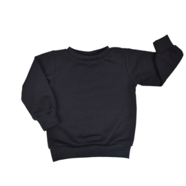 Sweater | Black | Handmade