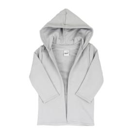 Hoodie vest | Sleet | Handmade