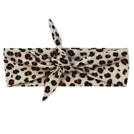 Haarband   Mini Leopard   Handmade