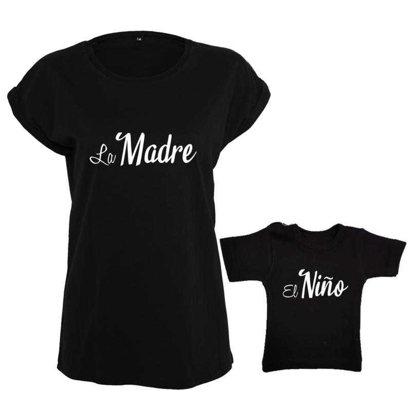 Twinning Shirts | La Madre | El Niño