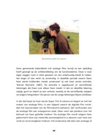 Highlight Voorlinden: Tacita Dean – Fatigues