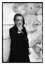 Poster Louise Bourgeois – To Unravel a Torment