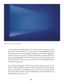Highlight Voorlinden: James Turrell – Skyspace