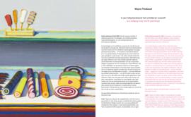 Catalogus Wayne Thiebaud