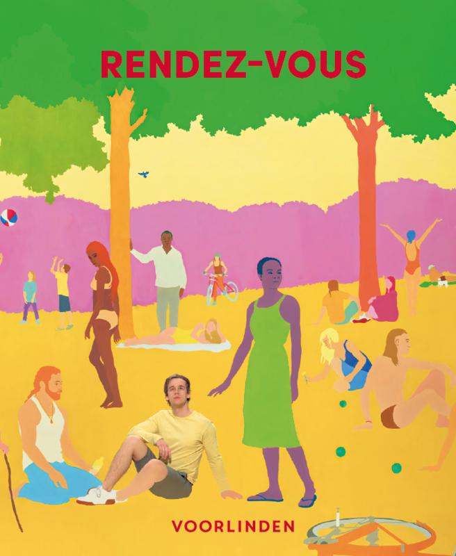 Catalogus collectietentoonstelling Rendez-Vous