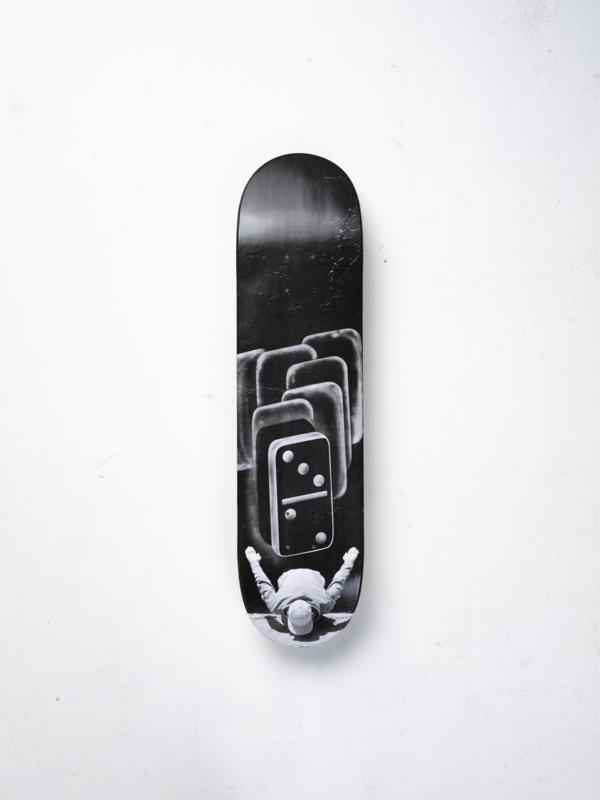 Robin Rhode Limited x The Skateroom - Bones