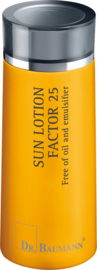 Sun Lotion Factor 25 Oil Free - Synthetische Filter