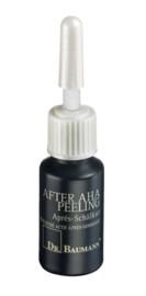 After AHA Peeling