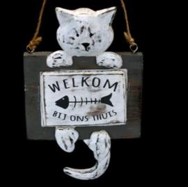 Welkom Kat
