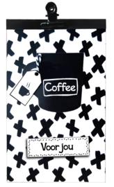 """Coffee zakje """"Voor Jouw """""""