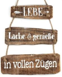 Duitse tekstborden