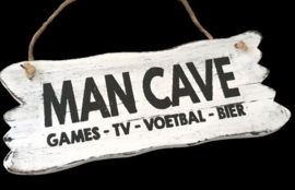 Hangbordje Man Cave
