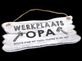Werkplaats Opa