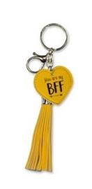 "Sleutel Hanger ""BFF"""