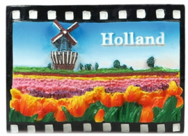 Flim strip Holland