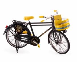 Heren fiets met kaas