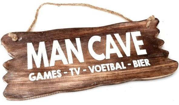 Hangbord Man Cave