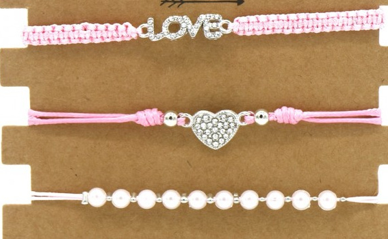 armband love rolze