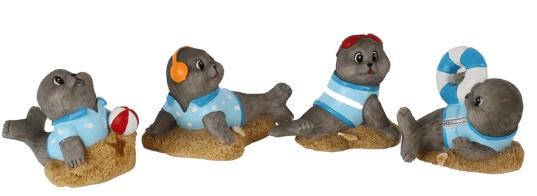 Komische zeehonden