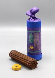 Tibetaanse spikenard (pang poe) wierook