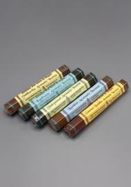 Set van 5 soorten aromatische wierook