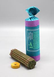 Tibetaanse green tea wierook