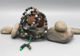 Tibetaanse jade gebedsmala