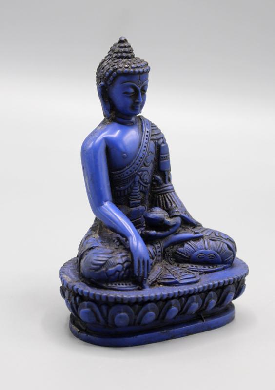 Om Mani Shakyamuni Boeddhabeeld
