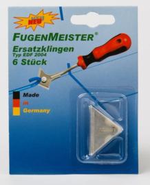 FUGENMEISTER DELTA-KITVOEGSNIJDER RESERVEMESSEN