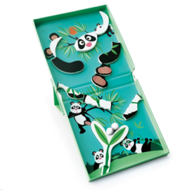 Magnetische puzzel run - panda