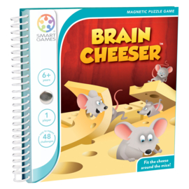 Brain Cheeser (Travel - Magnetic Games)