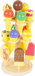 Aanpasbare ijsstand incl. 15 ijsjes