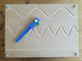 Modèles d'écriture magnétiques