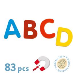 Magnetische letters (kapitalen)