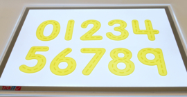 Numbers (writing pattern)