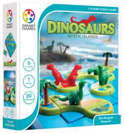 Dinosaurus Mystic Islands (Classics SmartGames)