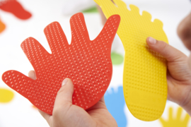 Hand- en voetafdrukken