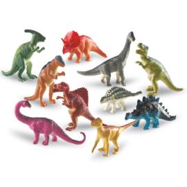Dinosaurus sorteerset (levensecht)