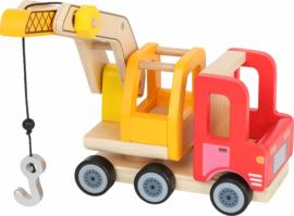 Kraan vrachtwagen