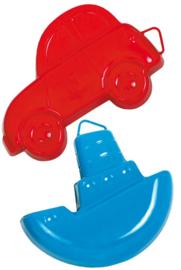 Zandvormen - voertuigen