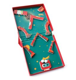 Magnetische puzzel run - robot