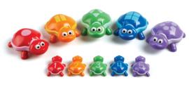 Tel schildpadden
