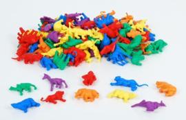 Wilde dieren sorteerset