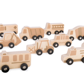 Mini vehicles (Unit Blocks)