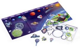 On the go discover: ruimte trip