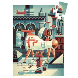 Puzzel - robot