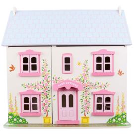 Roos poppenhuis