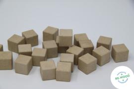 150 houten telblokjes